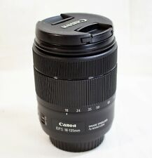 Canon EF S 18-135mm f/3.5 to 5.6 IS USM Zoom Lens