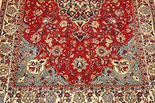c1930s ANTIQUE FINE KORK WOOL HGH KPSI PERSIAN SAROUK RUG 3.5x5  TRUE BEAUTY