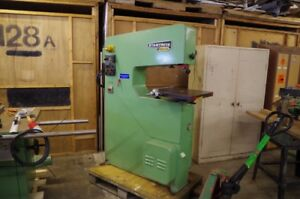Startrite Volant 24 Vertical Bandsaw with Welder