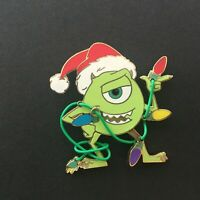 Mike Wazowski Holiday Lights Monsters Inc. - Disney Pin 25569