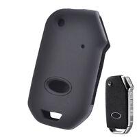 Silicone Flip Key Case Remote Fob Cover For Kia Sportage Ceed Sorento Forte 2019