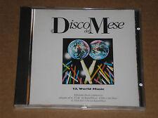 WORLD MUSIC (PAPA WEMBA, PETER GABRIEL, ABDELLI) - CD COME NUOVO (MINT)