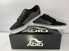 Adio Men's Sydney Black/Charcoal Trainer (712305) Size : 9.5 M US