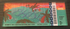 Phish MAGNET MSG Miami FL Poster 12/31/14 Print  New Years 2014 2015