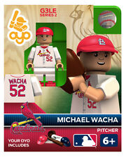 Michael Wacha OYO ST. LOUIS CARDINALS MLB Mini Figure NEW G3