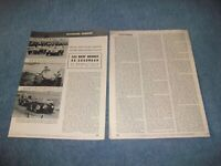 1952 Goodwood 9 Hour Inaugural Night Race Event Highlights Vintage Article