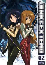 Jinki: Extend - Volume 02 (DVD) **New**