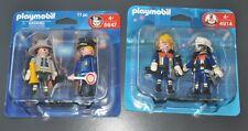 playmobil duo pack bomberos 5847 4914