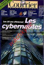 Courrier international 205 06/10/1994 Internet Mondial de l'auto Kibboutz