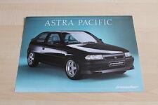 121307) Opel Astra Pacific - Irmscher - Prospekt 05/1992