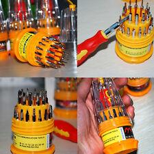 30 en 1 Destornilladores destornillador precision torx herramientas repara móvil