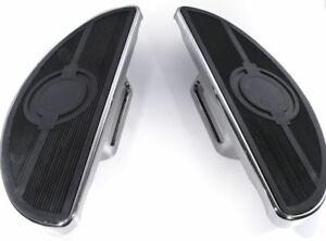 Pedane Mezzaluna per Harley Davidson Softail Dyna Sportster Old Style Bobber HD