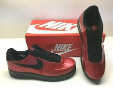 Nike AF1 Air Force 1 Foamposite Pro Cup Gym Red Black Basketball Shoes Mens 11