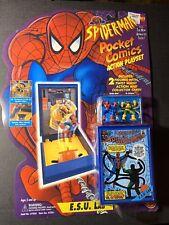 MARVEL SPIDER-MAN ANIMATED SERIES LAB PLAYSET 1994