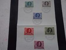 Germany 3RD Reich 1943 Full SET with Rare Anti-Communism  Cancel