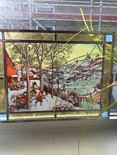 More details for leaded window stained  glass