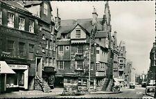 Edinburgh, R J Hannan Shop - Antique Shops RP John Knox's House Royal Mile QS252