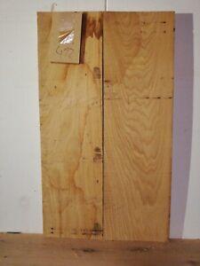 2 Eichenbretter Bohlen Kammergetrocknet Eichenholz  80 cm deco