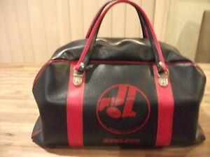 rare vintage sanfl Norwood football club Redlegs bag vintage Norwood Redlegs!!