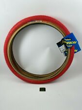 Panaracer HP406 Old School BMX Tyre Freestyle Skinwall PAIR Wire Bead