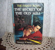 THE HARDY BOYS BOOK SECRET OF THE OLD MILL NO. 3