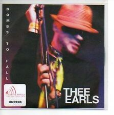 (960A) Thee Earls, Bombs to Fall - DJ CD