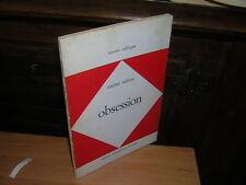 1972.obsession / Michel Valensi.poésie
