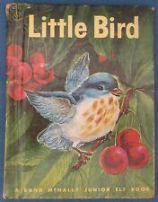 LITTLE BIRD JUNIOR ELF HARDBACK CHILDRENS BOOK 1964