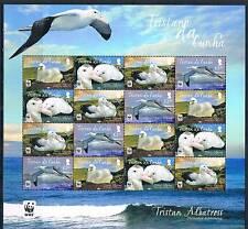 Tristan da Cunha 2013 Tristan Albatross 16v sheet SG 1063/6 MNH