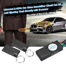 Car Engine Immobilizer Security Alarm System Antitheft Anti-stealing System Z7G8