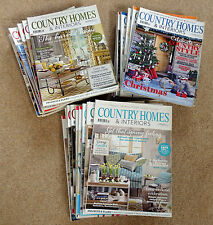 Mixed Lot Home Magazines