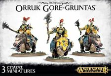 Warhammer Age of Sigmar Greenskins Megaboss NIB