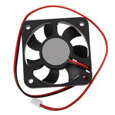 50mm x 50mm x 10mm 5010 DC 12V 0.1A 2Pin Brushless Cooling Fan SS