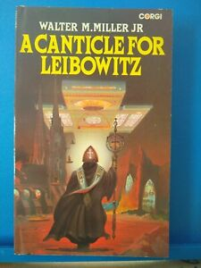 A Canticle For Leibowitz, Walter M. Miller - Corgi, 1979, Peter Jones cover art