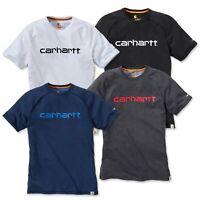 Carhartt Force Cotton Delmont Graphic Short Sleeve T-Shirt | fastdry | 102549