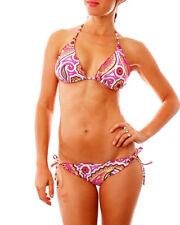 MARINA WEST 110944 Luxury Padded Halterneck Bikini Top and Matching Brief Set