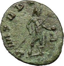 CLAUDIUS II Gothicus  w spear & globe 269AD  Ancient Roman Coin  i29256