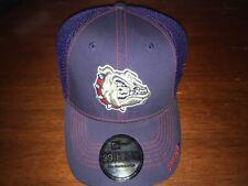 Gonzaga Bulldogs Flex Fit Medium/Large Hat (Baseball Cap) Blue