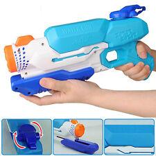 Super Water Gun Kids Squirt Toy Children Summer Beach Big Volume Output Pistol