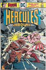 Hercules Unbound Comic Book #3 DC Comics 1976 NEAR MINT