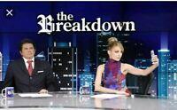 GREAT NEWS TV SHOW CREW PRODUCTION WARDROBE TSHIRT