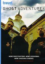 Ghost Adventures: Season 3 [3 Discs] (2011, REGION 1 DVD New)