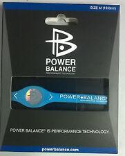 Original Power Balance Bracelet Silicone with Hologram Various Colors Unisex