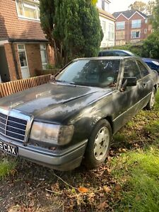 Mercedes Benz W124 230CE Auto Spares Or Repairs Not Salvage Damaged Classic