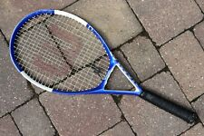 """Wilson Ncode N4 Oversize 110 4-1/2"""" Tennis Racquet With Cover"""