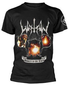 Watain 'Sworn To The Dark' (Black) T-Shirt - NEW & OFFICIAL!