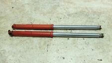 Sears Allstate Puch SR 125 SR125 front forks fork tubes shocks right left