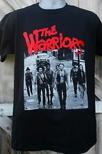 The WARRIORS T-SHIRT up to 5XL street gang cult movie game film Walter Hill 1979