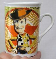 Vintage Disney Pixar Coffee Mug Toy Story Deputy 2010