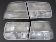 Civic EK EM1 Coupe 2DR Clear New Taillights Lenses 96-00 Ultra Rare TYPE R SPOON